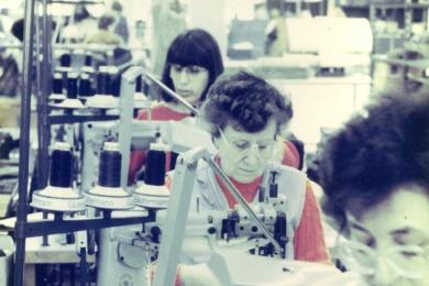 <h5>1988</h5><p>Über 250 Mitarbeiter werden in dem neuen Gebäude beschäftigt.</p>