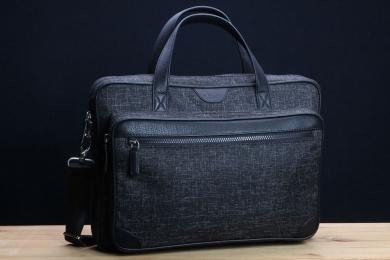 <h5>8834 36</h5><p>Businessbag with 3 slip pockets, 3 zip compartments, laptop/tablet compartment, business division and reversible shoulder strap. Size: 39 x 29 x 11 cm</p>