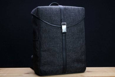 <h5>8835 36</h5><p>Backpack with 4 slip pockets, zip compartment and laptop/tablet compartment. Size: 31,5 x 41 x 14 cm</p>