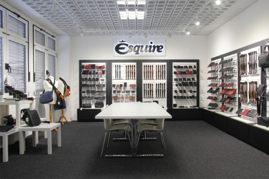 <h5>2021</h5><p>The new showroom.</p>
